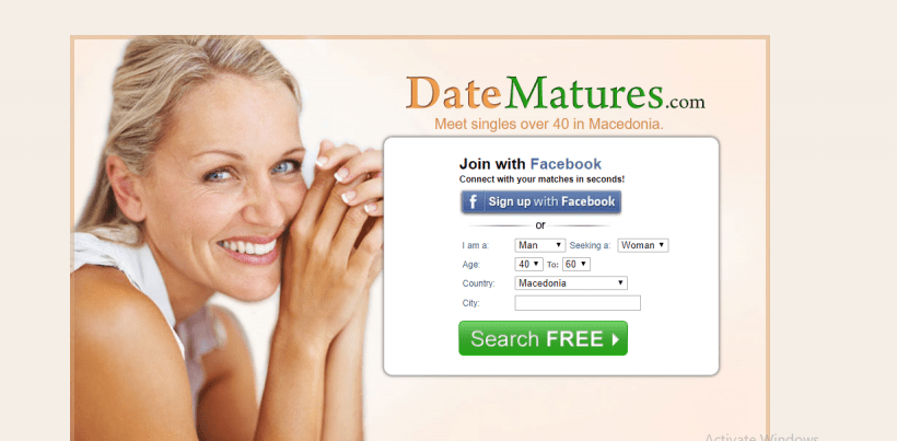 DateMatures.com screencap