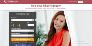 FilipinoCupid.com screencap