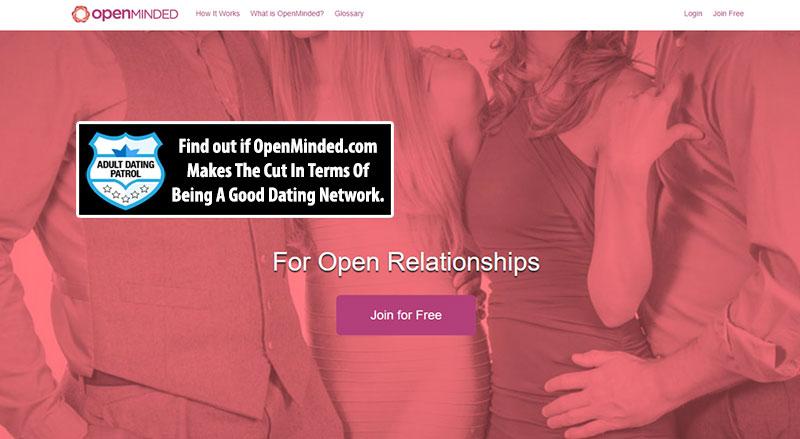 openminded.com screenshot