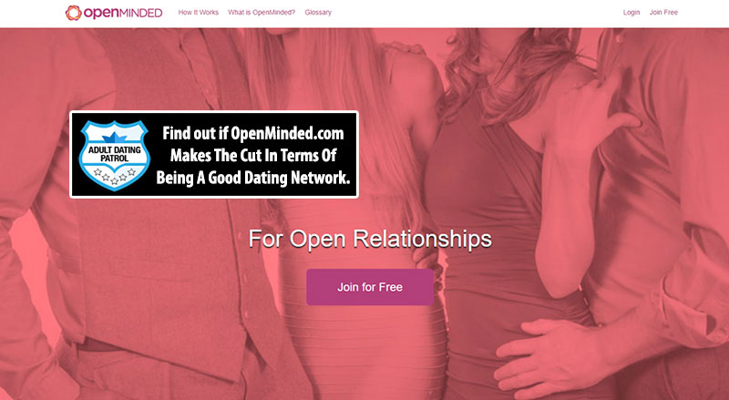 openminded.com screenshot