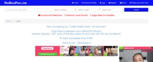 OneBackPage.com review Bonga cams links
