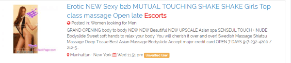 OneBackPage.com review dating and escort opportunities mixed3