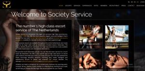 Society Service review screenshot