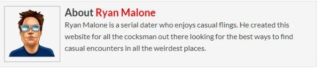 SexDatingApps Review Ryan Malone