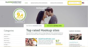 MyDatingDirectory Reviews home page