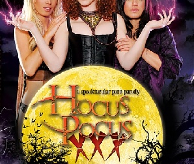 Hocus Pocus Xxx A Spooktacular Porn Parody Adult Dvd  E2 96 B3