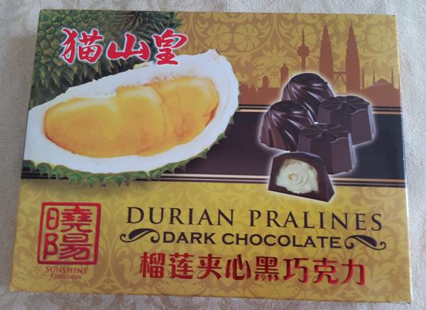Durian Pralines
