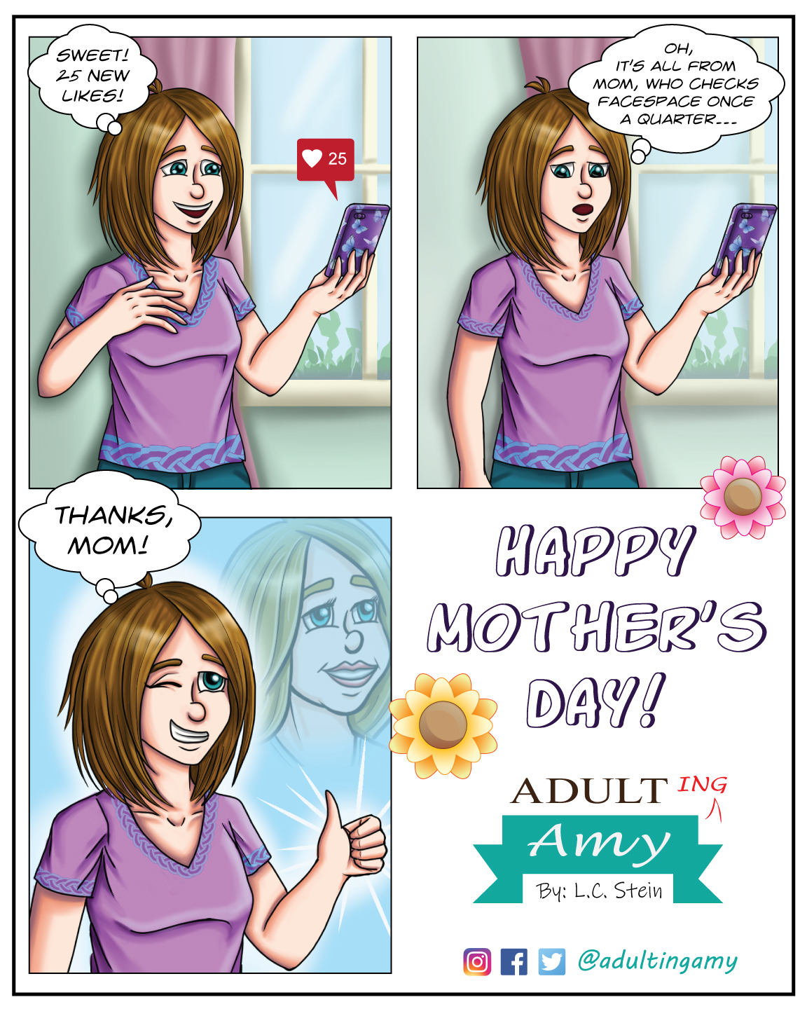 A Mother's Likes
