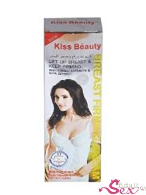 Kiss Beauty Buttock Lift Up Hip Up Breast Enlarger Cream(120ml) - adultsextoy.in