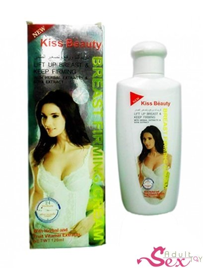 Kiss Beauty Breast Lift Up & Firming Cream(120ml) - adultsextoy.in