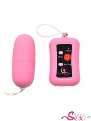 Remote Control Powerfull Vibrating Egg - adultsextoy.in