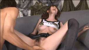 【Free porn video】Japanese famous porn star squirting and blowjob in Omany.TV