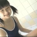 【Free Amateur porn】 Lori girl in school swimsuit and POV Blowjob videos
