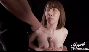 JAV blowjob facial cumshots tits fucking at only 90 yen (about 85 cent) a day unlimited viewing on Sperm Mania