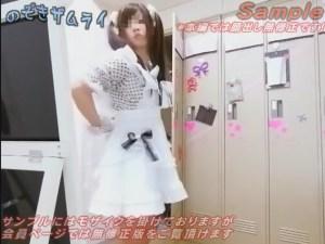 のぞきザムライは人気メイドの着替えもトイレも無修正盗撮動画