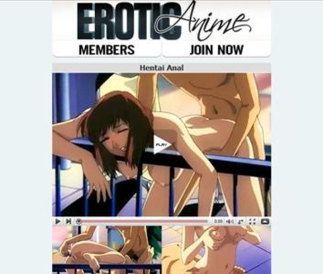 Erotic Anime Iphone Porn