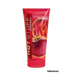 Topco Sales Hot Stuff® Warming Oil Cherry 6 fl. oz. (177 ml) Tube