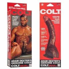 California Exotic Colt Gear Adam Dexter's Geniune Realistic Dildo Cock