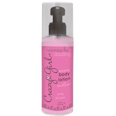 Crazy Girl Wanna Be Dazzling with Sex Attractant Pretty Plumeria Body Lotion