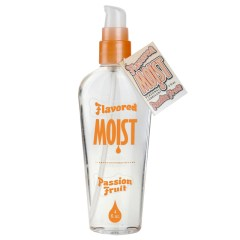 Pipedream Flavored Moist Passion Fruit Lubricant Water Base
