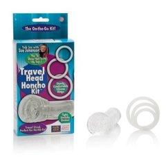 Sue Johanson's™ Travel Head Honcho™ Kit