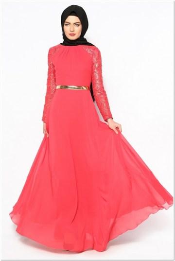 Gaun Pesta Untuk Muslimah Paling Elegan