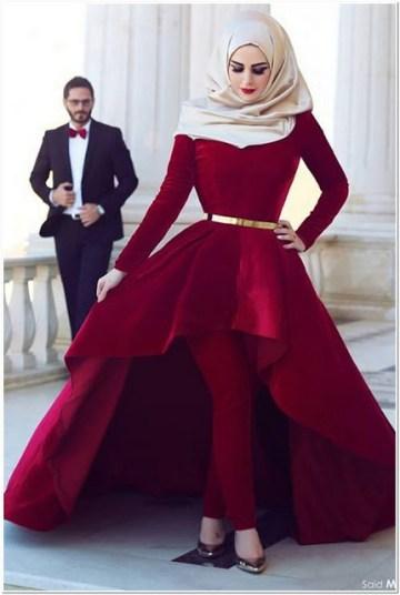 Baju Pesta Untuk Muslimah Modern