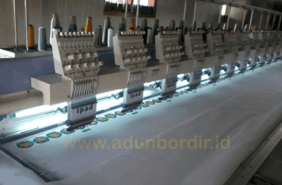 Kawasan Industri Bordir Komputer Tasikmalaya