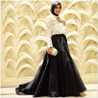 Koleksi baju hijab laudya chintya bella