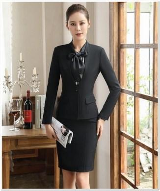 Baju kerja wanita blazer cantik terbaru