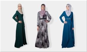 model baju santai untuk wanita berjilbab
