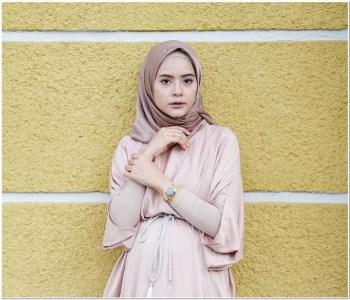 Gaya modis kondangan hijabers