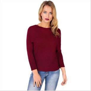Jaket sweater wanita keren modern