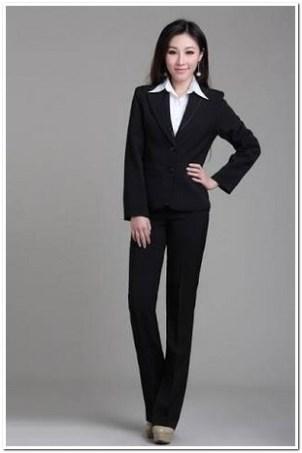 Model gaya baju kerja wanita blazer
