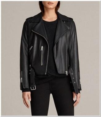 Recomendasi Model jaket kulit wanita 2018