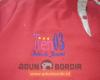 Jasa Bordir Nama Pada Kaos Satuan Custom Design Tasikmalaya