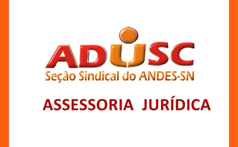 A ADUSC entrará na justiça pela garantia do adicional de insalubridade