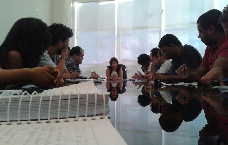 Adélia apresenta proposta de ampliação ao subsídio no Restaurante Universitário