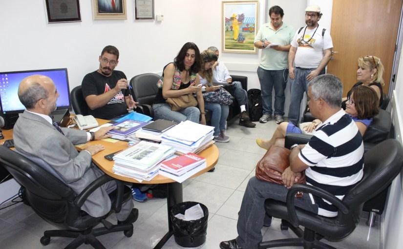 Fórum das ADs na ALBA cobra audiência de Deputados
