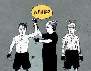 Ilustração de Vitor Teixeira