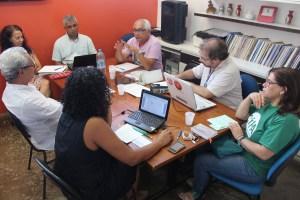 Reunião ADUSC. março