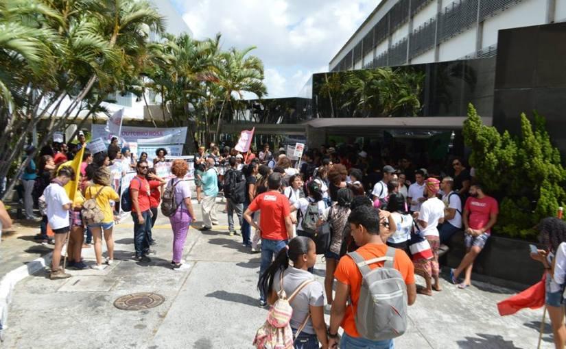 Protesto unificado mostra força das UEBA e pressiona governo Rui Costa