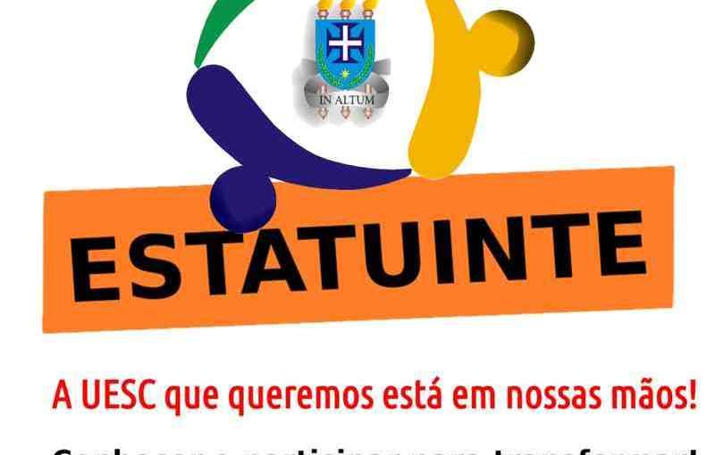 Estatuinte: proposta de regimento do processo na UESC será encaminhada aos departamentos para conhecimento e debate