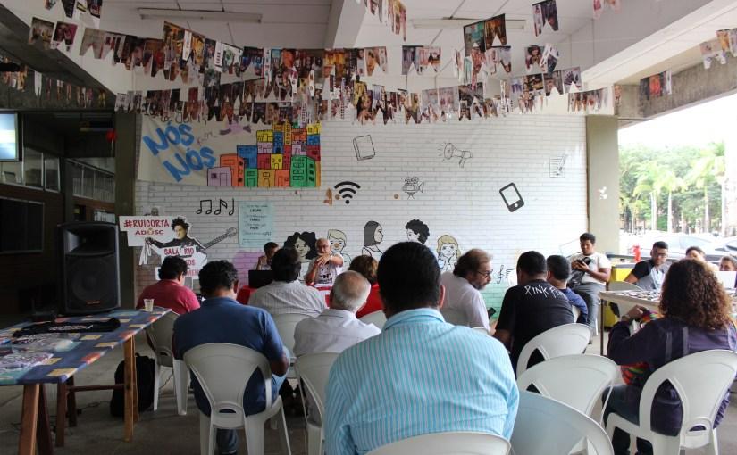 Professores demonstram disposição para radicalizar na luta em defesa das Universidades Estaduais da Bahia