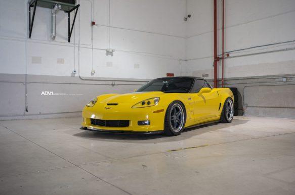 Chevrolet C6 Corvette ZR1 - ADV05 Track Function CS