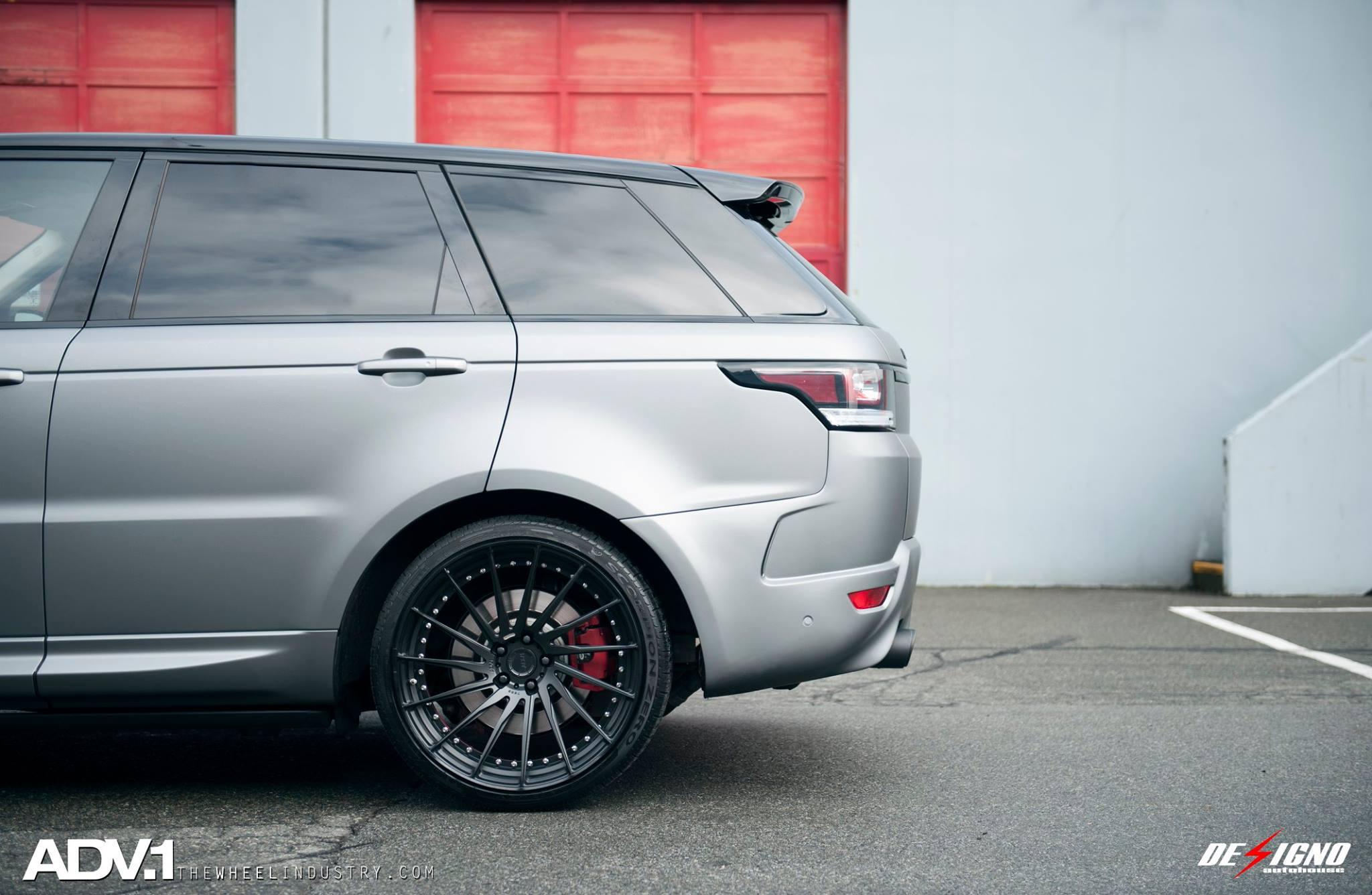Urban Automotive Range Rover Sport ADV15R M V2 CS Wheels ADV 1