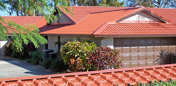 tile roofing imitation metal roofing