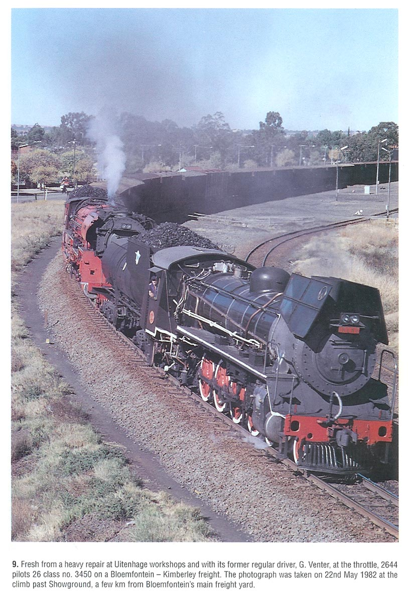 SAR Recordings | Advanced Steam Traction