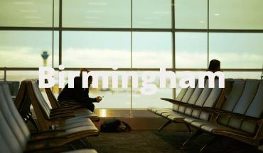 Minibus Airport Transfer to Birmingham Airport