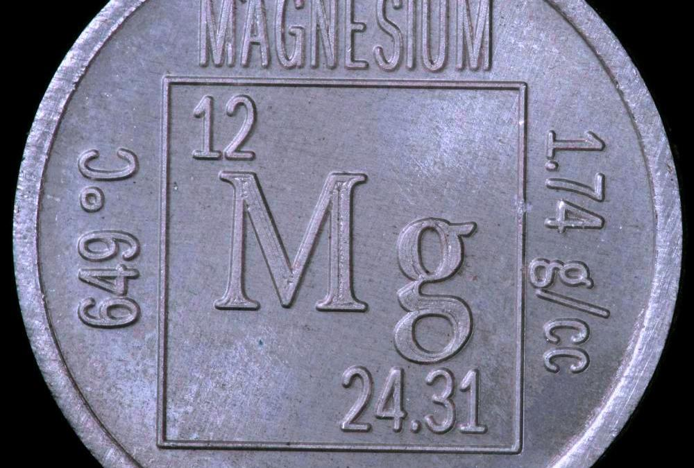 5 Little-Known Facts About Magnesium